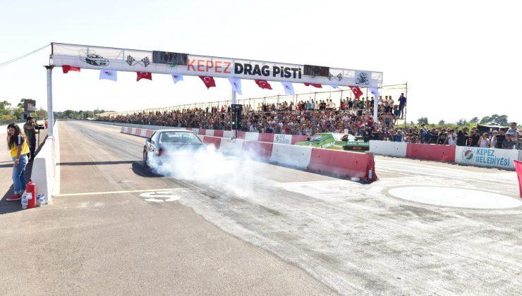 Hız tutkunları Kepez'de buluşuyor