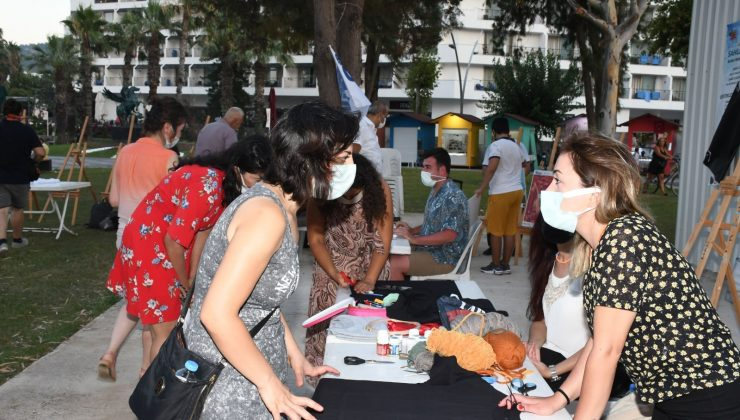 Kemer 2. Yaz Sanat Kampı ve Kültür Sanat Çalıştayı
