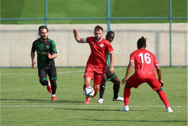 Kocaelispor, Antalyaspor'u tek golle geçti