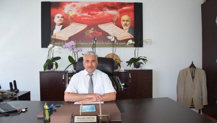 Kumluca'da 15 bin 386 öğrenci yaz tatiline girdi