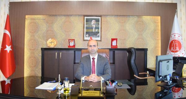 Kumluca'da Başsavcısı Hiçdurmaz göreve başladı