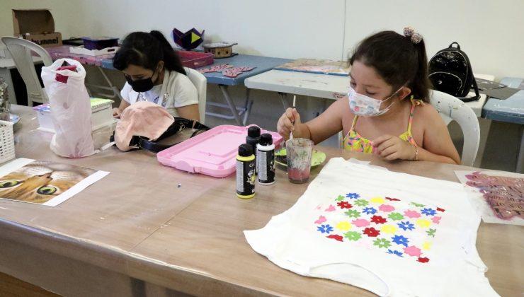 Manavgat Belediyesi'nin yaz kursları başladı