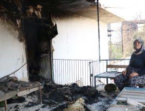 Manavgat'taki büyük yangın 3'üncü gününde (7)