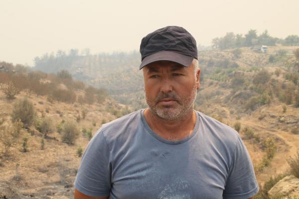 Manavgat'taki büyük yangın 4'üncü gününde; 2 orman işçisi yaşamını yitirdi (10)