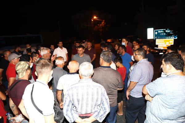 Manavgat'taki büyük yangın 4'üncü gününde; 2 orman işçisi yaşamını yitirdi (4)