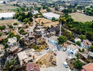 Manavgat'taki büyük yangın 4'üncü gününde; 2 orman işçisi yaşamını yitirdi/ Ek fotoğraflar