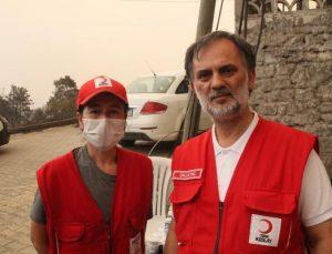 Manavgat'taki büyük yangında 2'nci gün; 3 ölü (25)