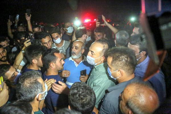 Manavgat'taki büyük yangında 2'nci gün; 3 ölü (29)
