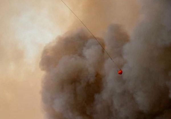 Manavgat'taki büyük yangında 2'nci gün; 3 ölü/ Ek fotoğraf
