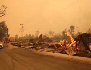 Manavgat'taki büyük yangında 2'nci gün; 3 ölü/ Ek fotoğraflar