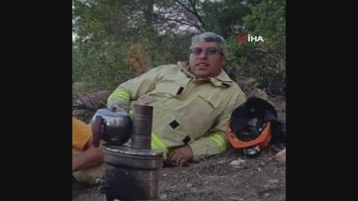 Manavgat'tan acı haber: 2 yangın işçici hayatını kaybetti