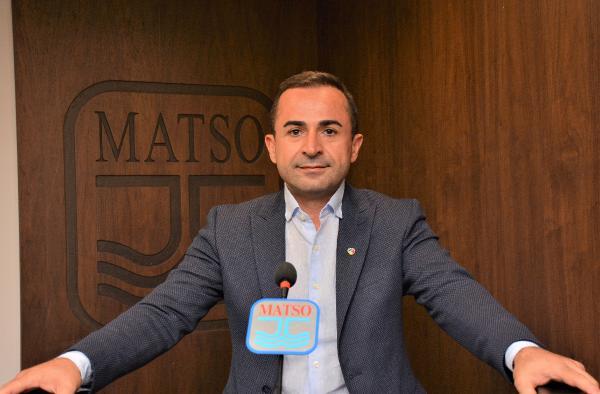 MATSO meclis salonuna Ahmet Boztaş ismi verildi