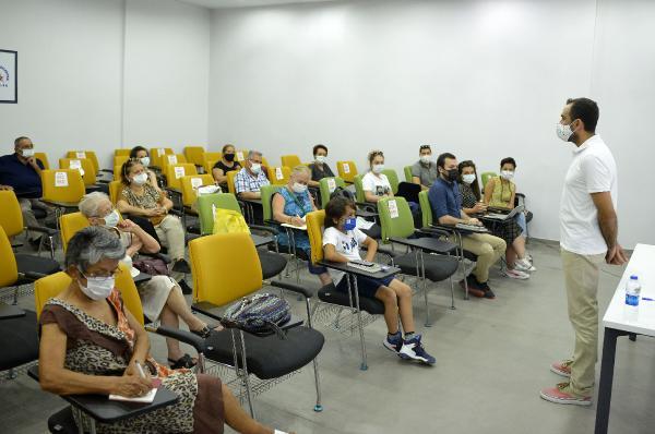Muratpaşa Yaşlı Meclisi eğitim programında
