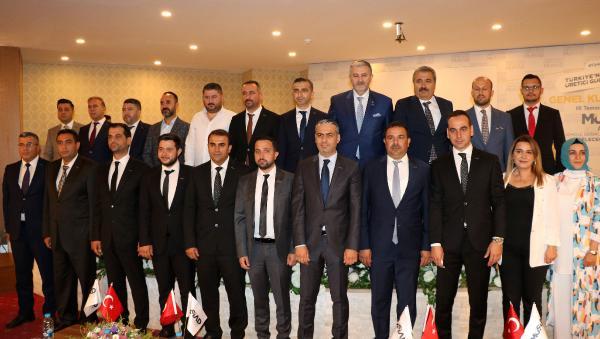 MÜSİAD Genel Başkanı Kaan: Dünya yeni bir iktisadi düzeni uygulamanın eşiğinde