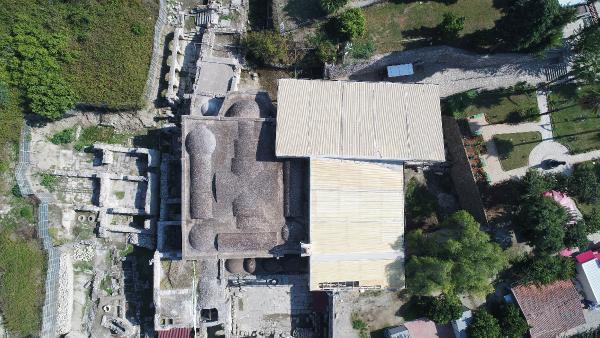 Noel Baba Kilisesi 12 ay sürecek kazılar kapsamına alındı