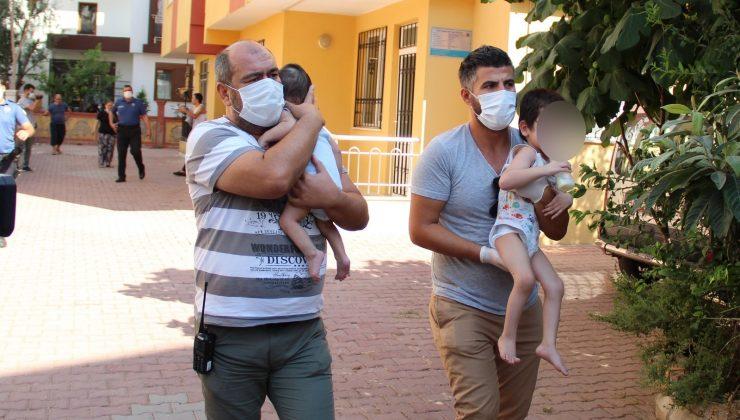 """(ÖZEL) Antalya'da bakımsızlıktan evde bitkin halde bulunan 4 çocuğun annesi konuştu: """"Pişmanım"""""""