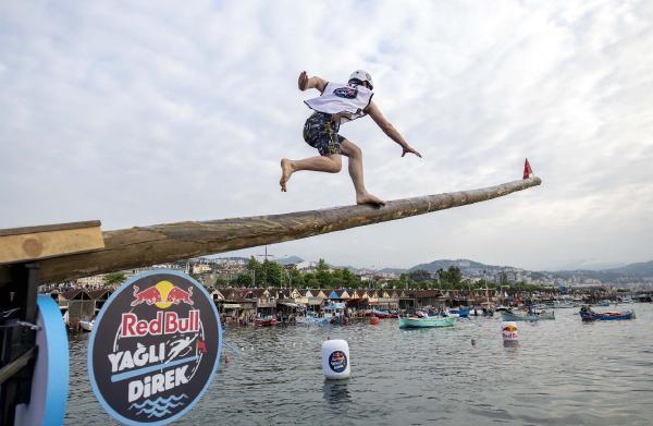 Red Bull Yağlı Direk'te Alanya'nın kazananları belli oldu