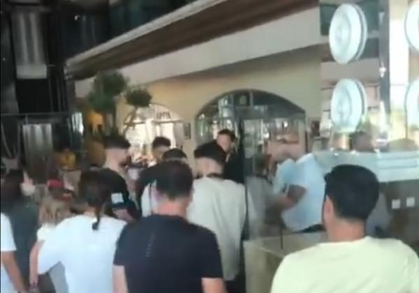 Rezervasyon yaptıran tatilciler içeri alınmadı, otel ve acente sahipleri birbirlerini suçladı