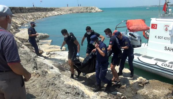 Sahilde fotoğraf çektirip denizde kaybolan liseli Barış'ın cansız bedeni bulundu/ Ek fotoğraflar