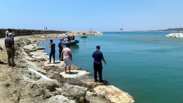 Sahilde fotoğraf çektirip denizde kaybolan liseli Barış'ın cansız bedeni bulundu