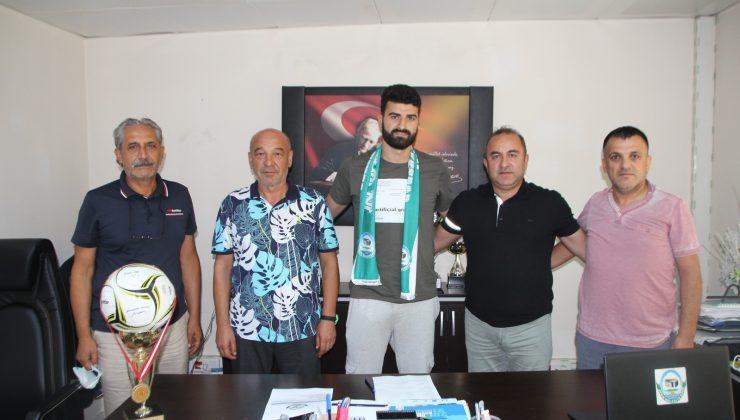 Serik Belediyespor  Ahmet Şahbaz ve İsmail Cengiz ile 2 yıllık sözleşme imzaladı