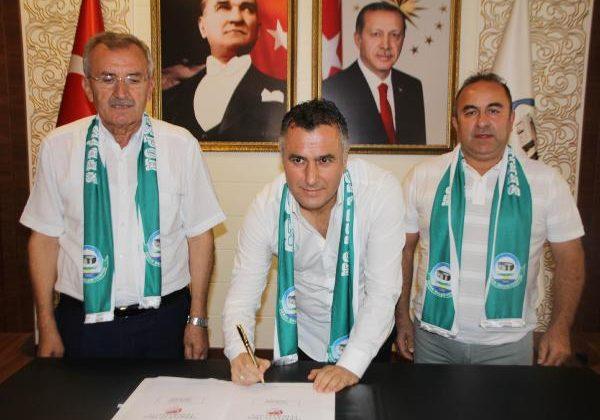 Serik Belediyespor Bülent Akan ile anlaştı