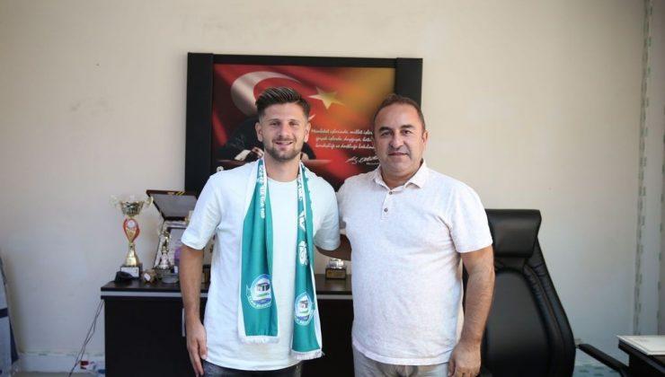 Serik Belediyespor Çınar Tarhan ve Burak Sürmeli ile sözleşme imzaladı