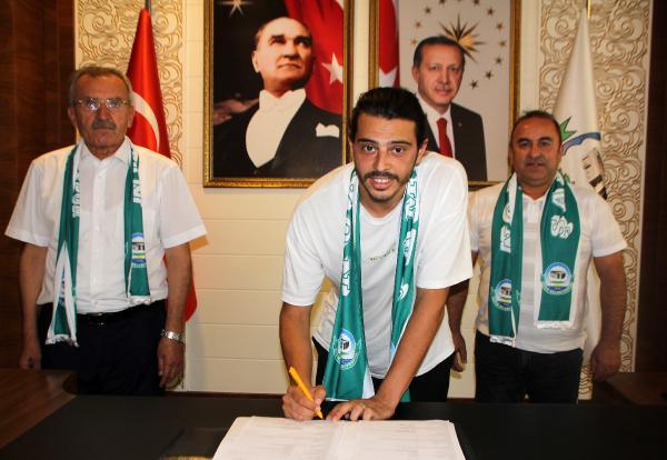 Serik Belediyespor'dan iki yeni transfer