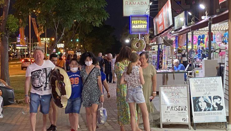 Turizm canlandı, esnafının yüzü gülmeye başladı