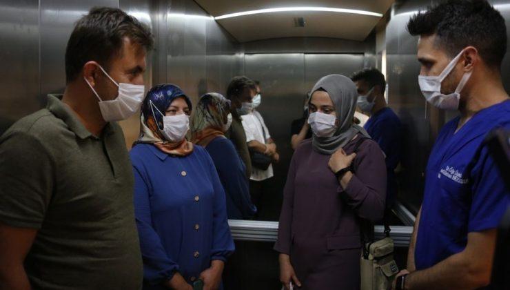 Türkiye'nin ikinci kadavradan rahim naklini olan Havva Erdem, uyandırıldı