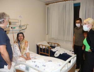Türkiye'nin kadavradan ikinci rahim nakli gerçekleştirildi (3)
