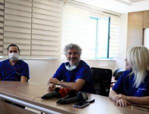 Türkiye'nin kadavradan ikinci rahim nakli gerçekleştiriliyor (2)