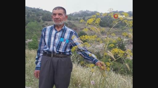 Yangında hayatını kaybeden 82 yaşındaki Hasan Ali Yüksel'in fotoğrafı