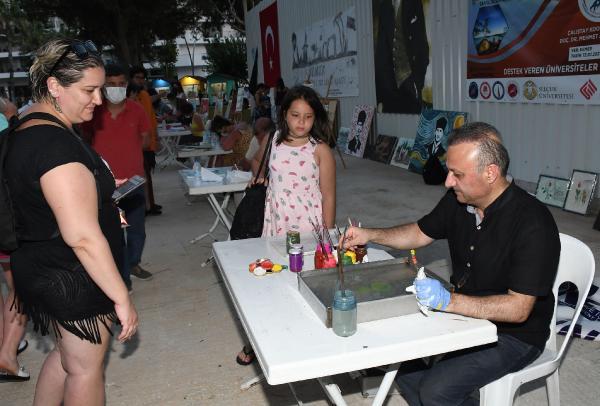 Yaz Sanat Kampı ve Kültür Sanat Çalıştayı başladı