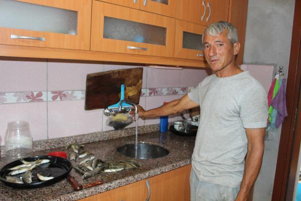 Yiğit ailesinin 12 yıllık içme suyu hasreti son buldu
