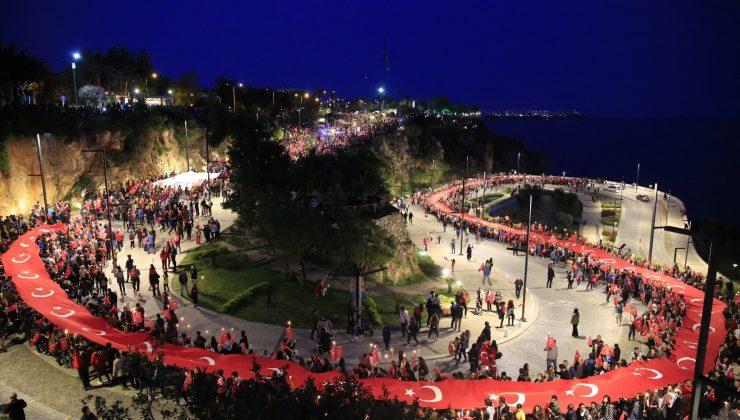 30 Ağustos'ta Edis konseri ve fener alayı düzenleniyor
