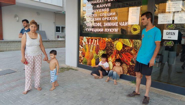 4 yaşındaki Hasan ailesini yanmaktan kurtardı