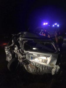 Alkollü olduğu iddia edilen sürücü arıza yapan araca çarptı: 4 çocuk annesi kadın hayatını kaybetti