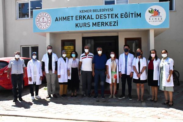 Ahmet Erkal Destek Eğitim Kurs Merkezi uzaktan eğitime geçti