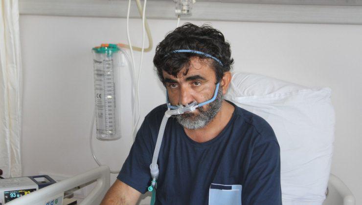 """Ailesinde 12 kişi korona oldu iyileşti, aşı olmadığı için hastanede yaşam mücadelesi veriyor: """"Kendimi dövmek istiyorum"""""""