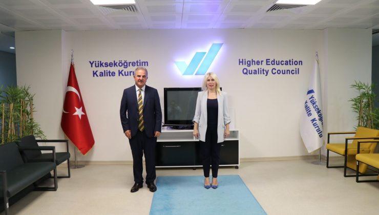 Akdeniz Üniversitesi kurumsal akreditasyon onayı alan ilk üniversitelerden  oldu