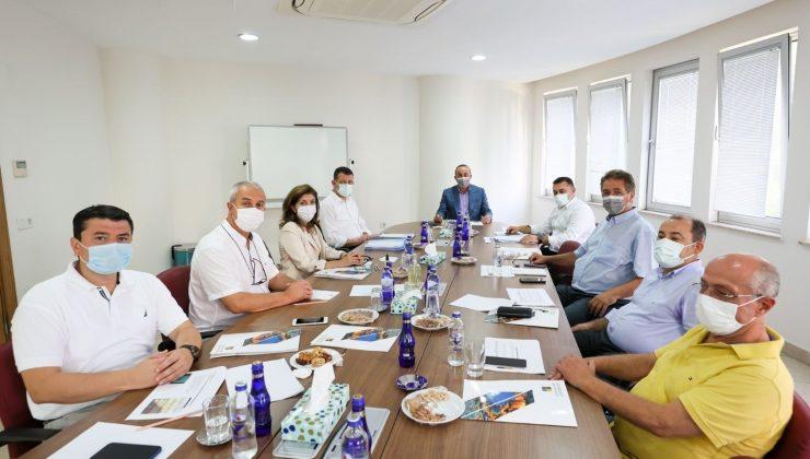 Alanya HEP, Bakan Çavuşoğlu'nu ağırladı