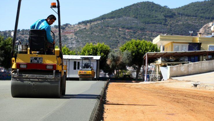 Alanya'daki okullar eğitim öğretim yılına hazır