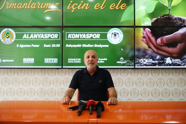 Alanyaspor Başkanı Çavuşoğlu: Davidson için resmi teklif yok