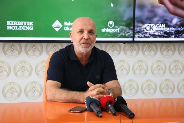 Alanyaspor'un hazırlık maçı geliri, orman yangınında zarar görenlere