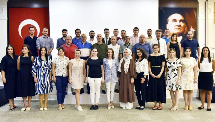 Antalya OSB Teknik Koleji'nin ilk değerlendirme toplantısı gerçekleştirildi