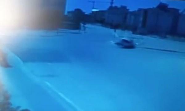 Antalya'da 15 yaşındaki çocuğun öldüğü kaza güvenli kamerasında