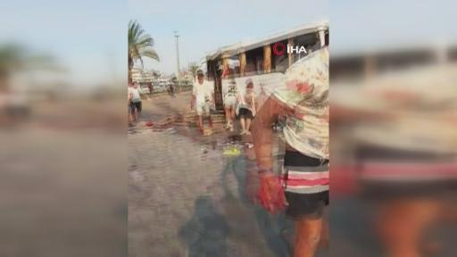 Antalya'da can pazarı…Havaalanına giden otobüs takla attı: 3 ölü 5 yaralı