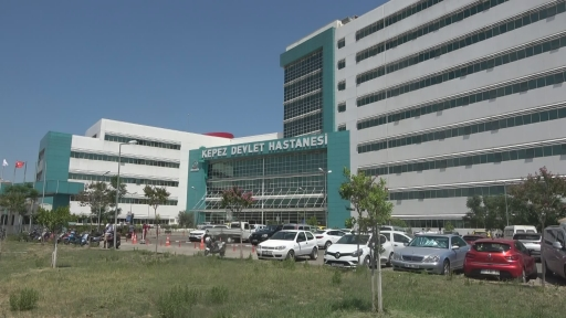 Antalya'da yunus polisi, korona virüse yenik düştü