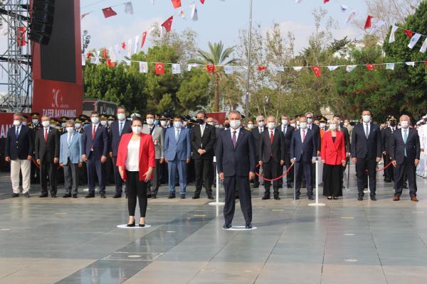 Antalya'da zafer coşkusu / Ek Fotoğraf